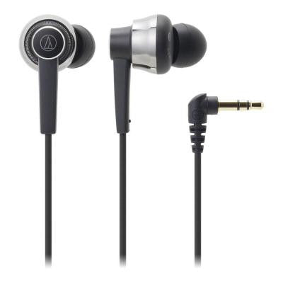 SonicPro In-Ear Headphones - Black