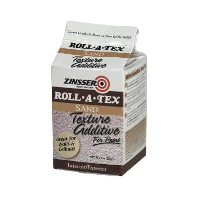 Roll-A-Tex 8 oz. Sand Texture Paint Additive (6-Pack)