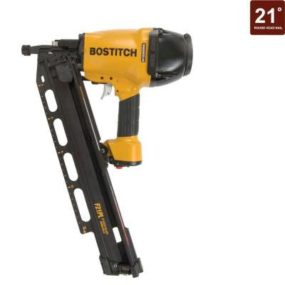 21° Industrial Round-Head Framing Nailer