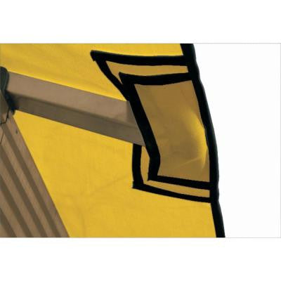 14 ft. x 14 ft. ACACIA Yellow Gazebo Replacement Canopy