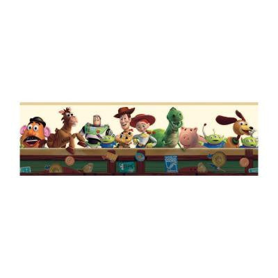 9 in. H Toy Story Border