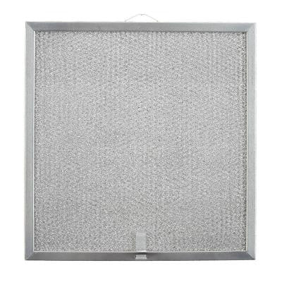 QT20000 Series Range Hood Externally Vented Aluminum Replacement Filter
