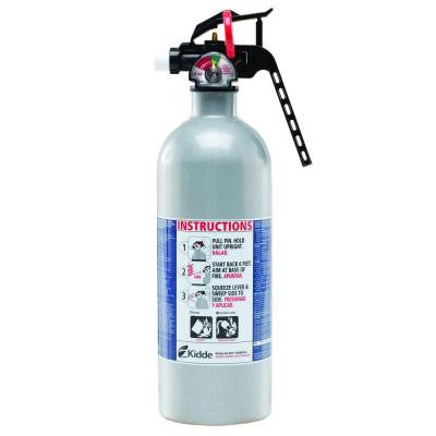 Automobile 5 B:C Dry Powder Fire Extinguisher