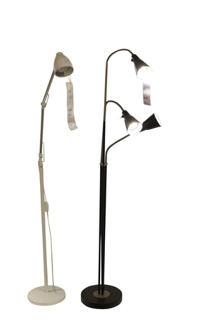 KVART Floor Lamp With 3-Spotlights