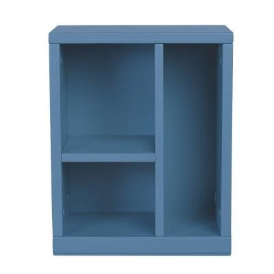 Craft Space 3-Right Cubby Organizer in Mariner