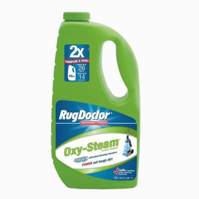40 oz. Oxy-Steam Carpet Cleaner