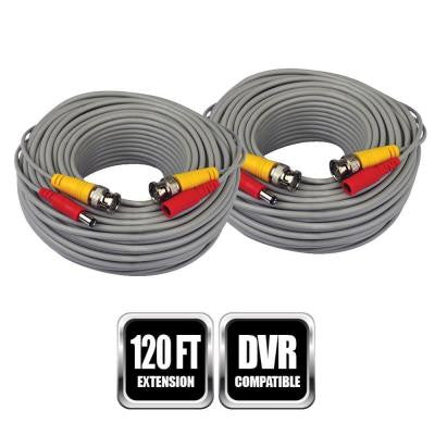 60 ft. Extension Cables (2-Pack)