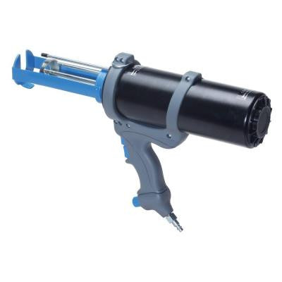 380 ml Co-Axial 10:1 Mix Ratio Dual Cartridge High Power Series 3 Pneumatic Epoxy Applicator Gun
