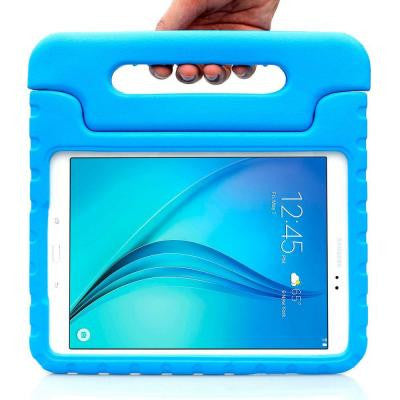 Galaxy Tab A 9.7 Armorbox Kido Series Lightweight Protective Stand Case - Blue