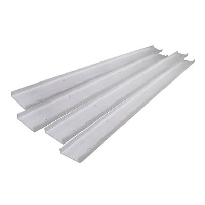 Premiere Perimeter Channels for Premiere Glass Blocks (4-Pack)