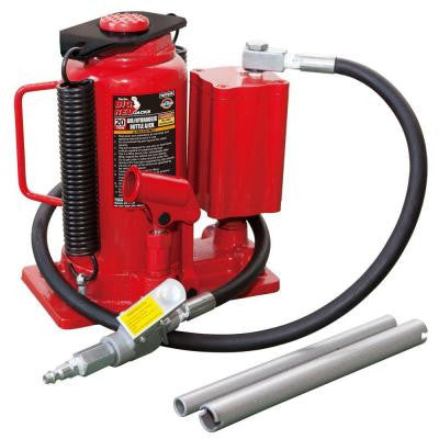 20-Ton Air Hydraulic Bottle Jack