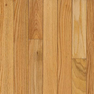 American Originals Natural Oak 5/16 in. Thick x 2-1/4 in. Wide x Random Length Solid Hardwood Flooring (40 sq. ft./case)