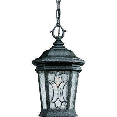 Cranbrook Collection Gilded Iron 1-light Hanging Lantern