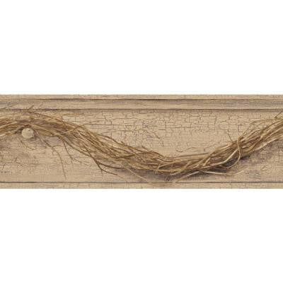 6 in. H Country Keepsakes Grapevine Twig Border