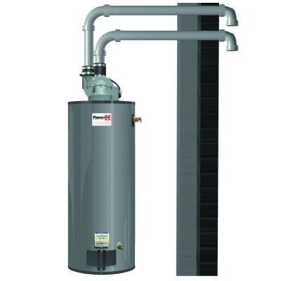 100 Gal. 3 Year 199,900 BTU Natural Gas Powered Direct Vent Water Heater