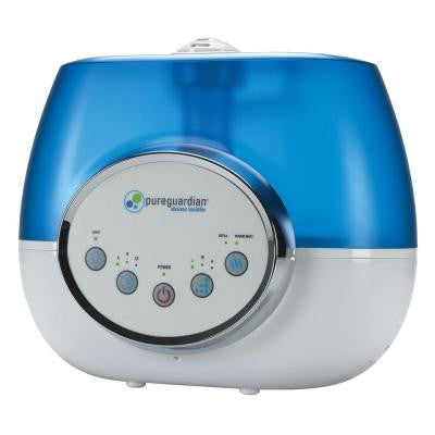 1.5 gal. 100-Hour Ultrasonic Warm Mist Humidifier