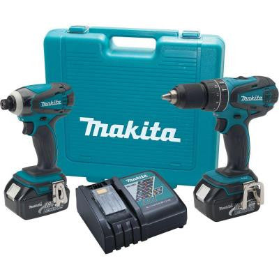 18-Volt LXT Lithium-Ion Combo Kit (2-Tool)