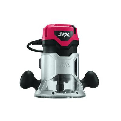 Reconditioned 9.5 Amp 1-3/4 HP Corded Fixed Base Router