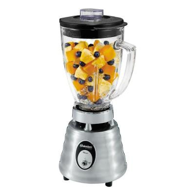 Beehive 2-Speed Blender with 6-Cup Glass Jar in Stainless