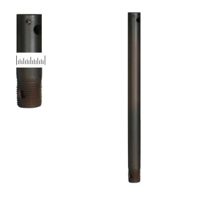 12 in. Oil Rubbed Bronze Extension Downrod