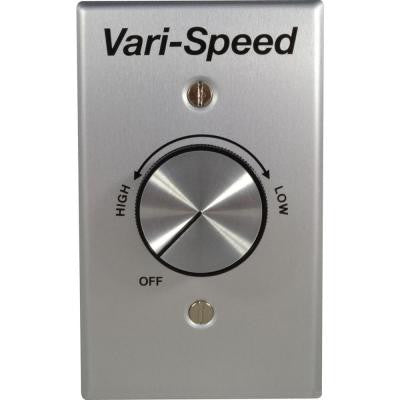 Variable Speed Controller Hardwired