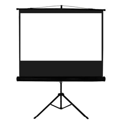 84 in. Manual Projector Screen with Tripod