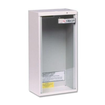 6 lb. Surface Mount Fire Extinguisher Cabinet