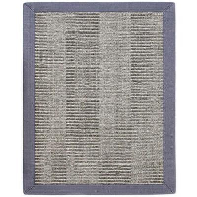 Hornbill Grey Sisal 9 ft. x 12 ft. Area Rug
