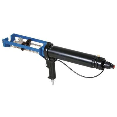 300 ml x 300 ml/300 ml x 150 ml/300 ml x 75 ml Dual Cartridge High Power Pneumatic Epoxy Applicator Gun