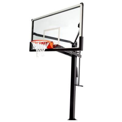 72 in. Mammoth Basketball System