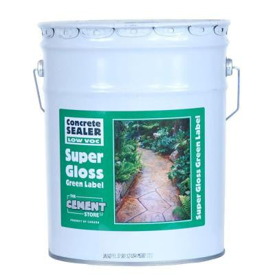 5 gal. Porous Concrete and Masonry Water Repellent with Ultimate Wear Coat