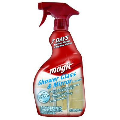 28 oz. Shower Glass and Mirror Trigger Cleaner