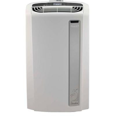 Pinguino 12,000 BTU Whisper Quiet Portable Air Conditioner with BioSilver Air Filter