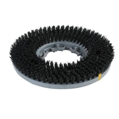 12 in. Value Rotary Brush Stripping in Black - EZ Snap