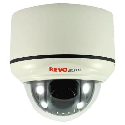 Elite 700 TVL Indoor Pan Tilt Zoom Surveillance Camera