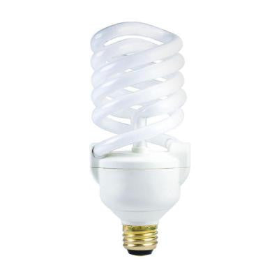 50-100-150W Equivalent Soft White (2700K) Spiral 3-Way CFL Light Bulb (E)* (6-Pack)