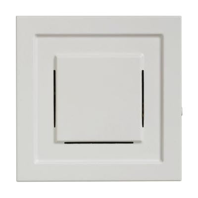 Wireless Plug In Door Chime Receiver - White