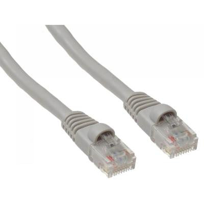 10 ft. Cat5e Snagless Shielded (STP) Network Patch Cable - Gray