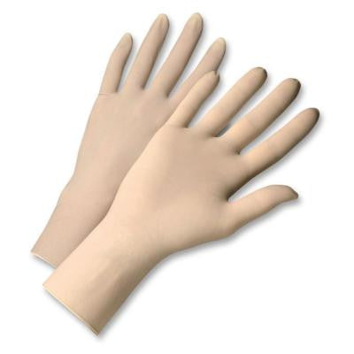 Disposable Latex Gloves (100-Count)