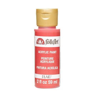 2-oz. Calico Red Acrylic Craft Paint