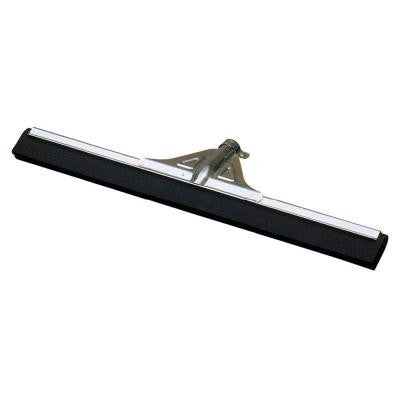 30 in. Black Metal Soft Foam Squeegee (10-Pack)