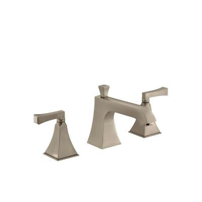 Memoirs Bath or Deck-Mount High-Flow Bath Faucet Trim in Vibrant Brushed Bronze (Valve Not Included)