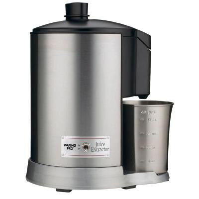 Juice Extractor in Brushed Stainless