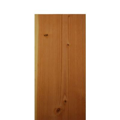 1 in. x 8 in. x 8 ft. Common Pine Board