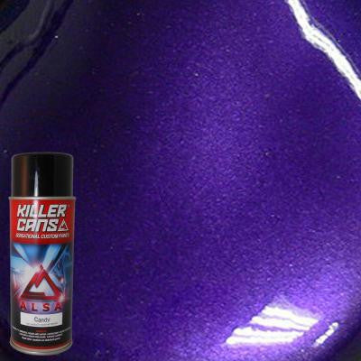 12 oz. Candy Purple Killer Cans Spray Paint