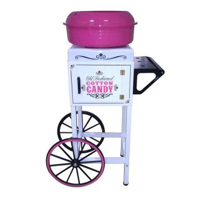 Vintage Collection Hard and Sugar-Free Candy Cotton Candy Cart