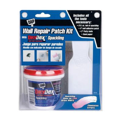 8 oz. DryDex Wall Repair Patch Kit