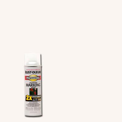 15 oz. 2X Clear Marking Spray Paint (6-Pack)