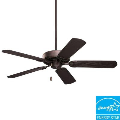 Zephyr 52 in. Oil Rubbed Bronze Indoor Ceiling Fan