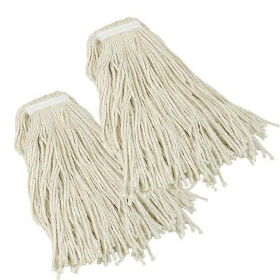 Jobsite #32 Heavy-Duty Wet Mop Refill (2-Pack)